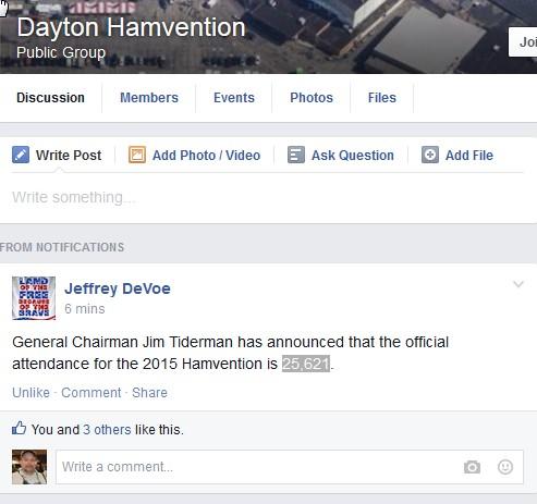 Screencap from Facebook, June 16 2015